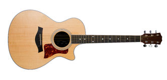 Acustic guitar Stock Photos