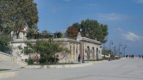 Acvariu康斯坦察罗马尼亚 免版税库存照片