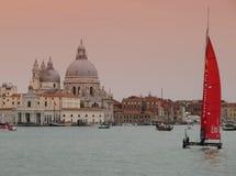 ACWS à Venise Image libre de droits