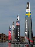 ACWS em Veneza Foto de Stock