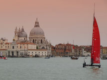 ACWS in Venice Royalty Free Stock Image