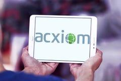Acxiom Corporation logo Royalty Free Stock Photography