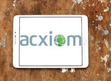 Acxiom Corporation logo Stock Images