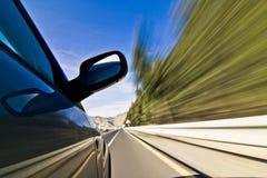 Ad alta velocità Fotografie Stock Libere da Diritti