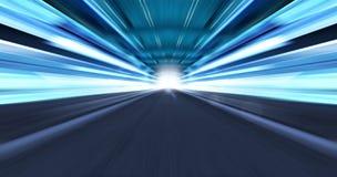 Ad alta velocità Immagine Stock