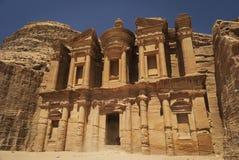 Ad Deir, Petra Stock Image