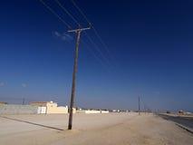 Ad Duqm, Al Wusta region, Sultante of Oman. Periphery of Ad Duqm, Al Wusta region, Oman Royalty Free Stock Photo