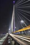 Ada-Brücke lizenzfreies stockbild