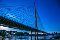 Ada-Brücke Stockfotografie