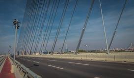 Ada-Brücke Stockbild
