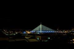 Ada-Brücke Lizenzfreies Stockfoto