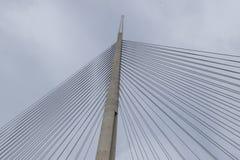 Ada-Brücke in Belgrad Lizenzfreie Stockbilder