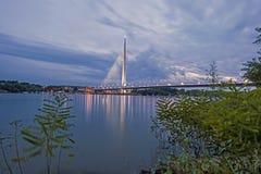 Ada bridge Royalty Free Stock Image