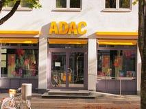 ADAC Lizenzfreie Stockfotografie
