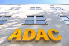 ADAC Lizenzfreie Stockbilder