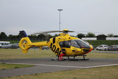 ADAC Helicopter Stock Images