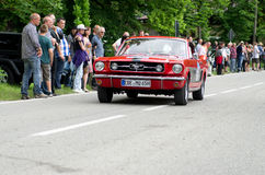 ADAC historic rally Stock Photo