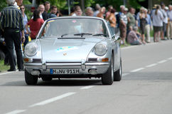 ADAC historic rally Royalty Free Stock Images