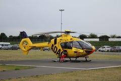 ADAC-Hubschrauber Stockbilder