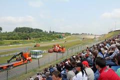 ADAC LKW-großartiges-Prix Nürburgring Lizenzfreies Stockfoto