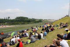 ADAC LKW-großartiges-Prix Nürburgring Lizenzfreies Stockbild