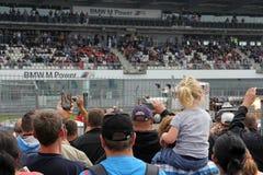 ADAC LKW-großartiges-Prix Nürburgring Stockfotos