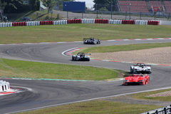 ADAC LKW-großartiges-Prix Nürburgring Lizenzfreie Stockfotografie