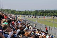 ADAC LKW-großartiges-Prix Nürburgring Stockfoto