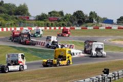 ADAC LKW-großartiges-Prix Nürburgring Stockfotografie