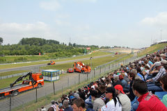 ADAC Truck-Grand-Prix Nürburgring Royalty Free Stock Photo