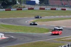 ADAC Truck-Grand-Prix Nürburgring Royalty Free Stock Photography
