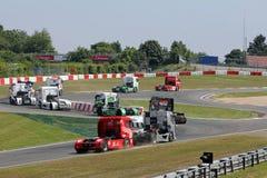 ADAC Truck-Grand-Prix Nürburgring Stock Photos