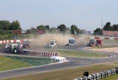 ADAC Truck-Grand-Prix Nürburgring Royalty Free Stock Image