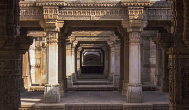 Adalaj kroka well Obraz Stock