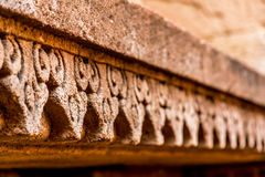 Adalaj Ni Vav, Ahmadabad stockbild