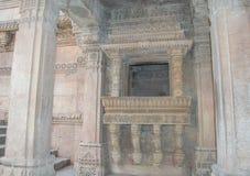 Adalaj-Schrittbrunnen Stockbilder