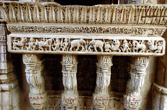 Adalaj step well, ahmadabad Stock Photography