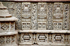 Adalaj step well, ahmadabad Stock Photos