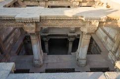 Adalaj Stepwell in Ahmedabad Stock Images