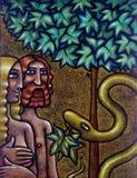 Adam&Eva Fotografie Stock