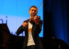 Adam Baldych - polnischer Violinist Stockfoto