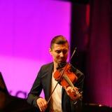 Adam Baldych - polnischer Violinist Lizenzfreies Stockbild