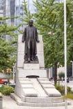 Adam Beck Memorial in Toronto, Kanada Stockbild
