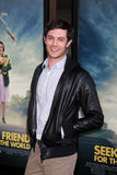 Adam Brody arrives at the  Royalty Free Stock Photography
