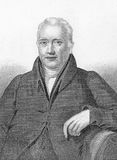 Adam Clarke. (1760 or 1762–1832) British Methodist theologian and biblical scholar, engraving from Selections from the Journal of John Wesley, 1891 Royalty Free Stock Photography