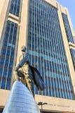 Adam Clayton Powell statua - NYC Zdjęcie Stock