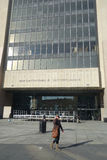 Adam Clayton Power Jr Edificio de oficinas del estado Imagen de archivo libre de regalías