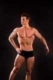Adam con il petto nudo Fotografia Stock Libera da Diritti
