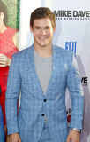 Adam DeVine. At the Los Angeles premiere of 'Mike And Dave Need Wedding Dates' held at the ArcLight Cinemas in Hollywood, USA on June 29, 2016 Royalty Free Stock Photo