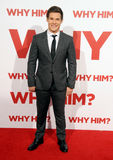 Adam DeVine. At the Los Angeles premiere of `Why Him?` held at the Regency Bruin Theater in Westwood, USA on December 17, 2016 Royalty Free Stock Image
